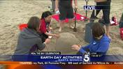 Heal the Bay Earth Day - Designer Sand Castle Competition