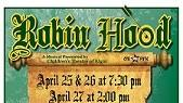 Children's Theatre of Elgin Debuts Original Robin Hood Musical