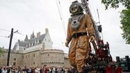 City wants giant street puppets to boost tourism