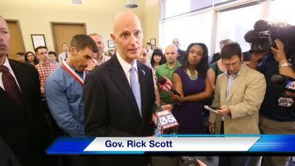 Gov. Rick Scott on 2014 Legislature