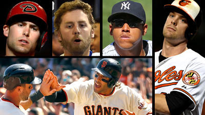 Five for Friday: Surprises from the first three weeks of the 2014 baseball season