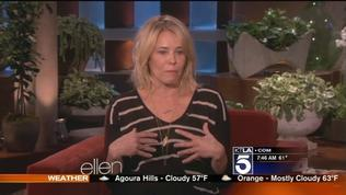 Will Chelsea Handler Be Moving To CBS?