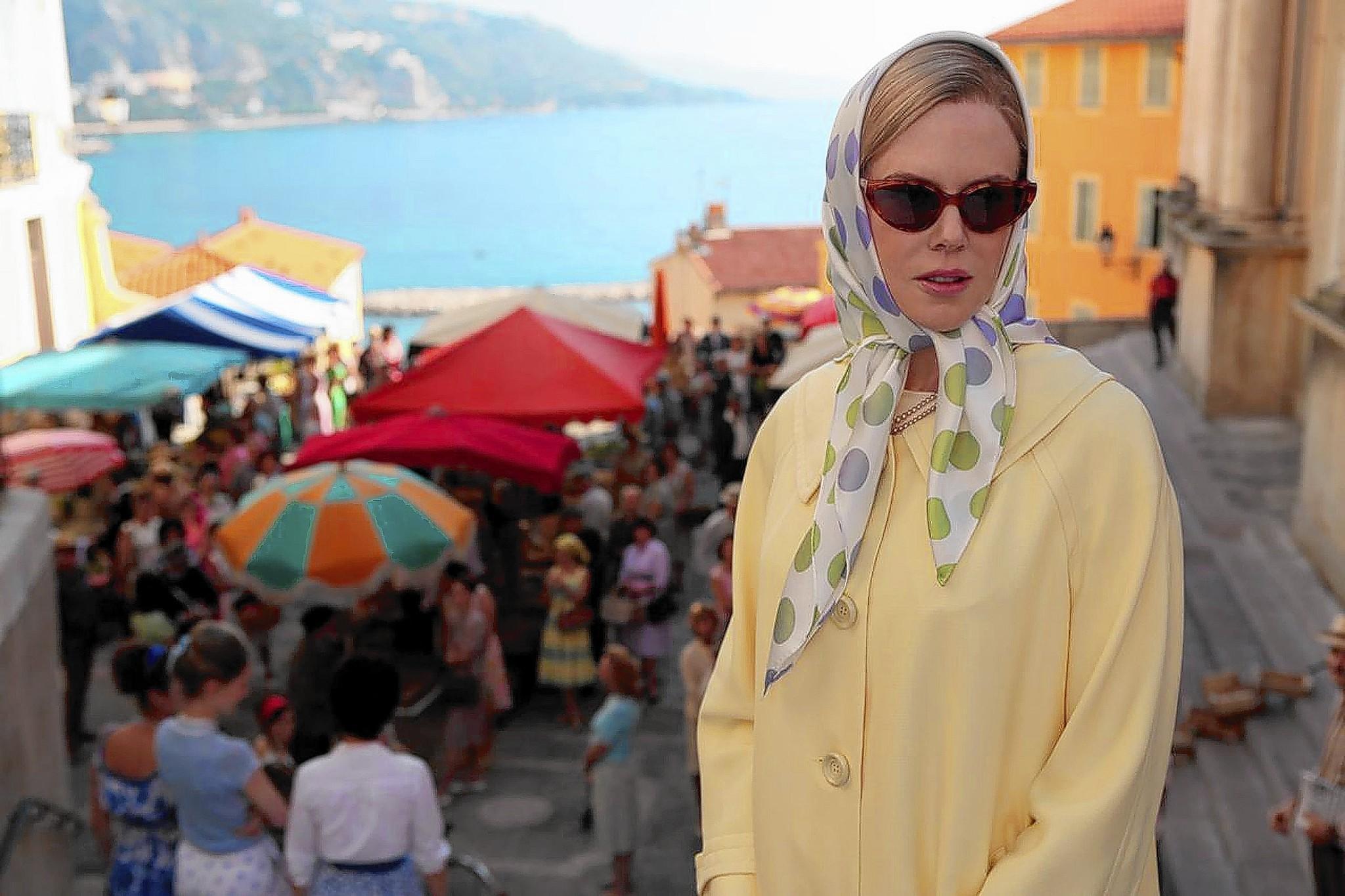 """Nicole Kidman stars in """"Grace of Monaco"""" to open the Cannes festival."""