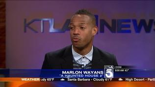 "The Hilarious Marlon Wayans On All Things ""A Haunted House 2"""