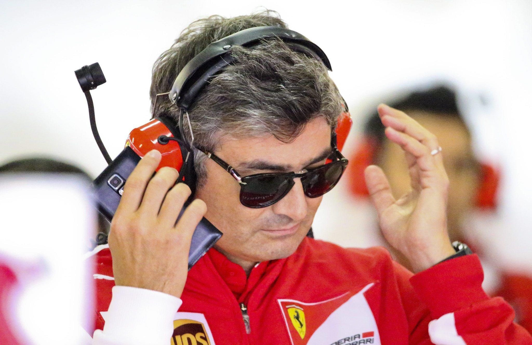 Marco Mattiacci, seen at practice this week for the Chinese Grand Prix in Shanghai after being named head of Ferrari's Formula One team, most recently was manager of the automaker's North American operations.