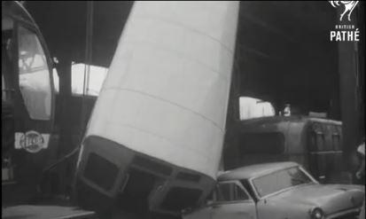 1966 CTA crash footage