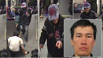 Man, 32, charged in beating on Skokie Swift CTA train