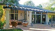 Natasha Henstridge's home in Sherman Oaks