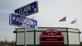 Video: Little Cubs Field in Freeport