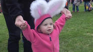 43rd Annual Imperial Oil Egg Hunt In South Windsor
