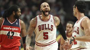 Video: Bulls round one key is to slow pace