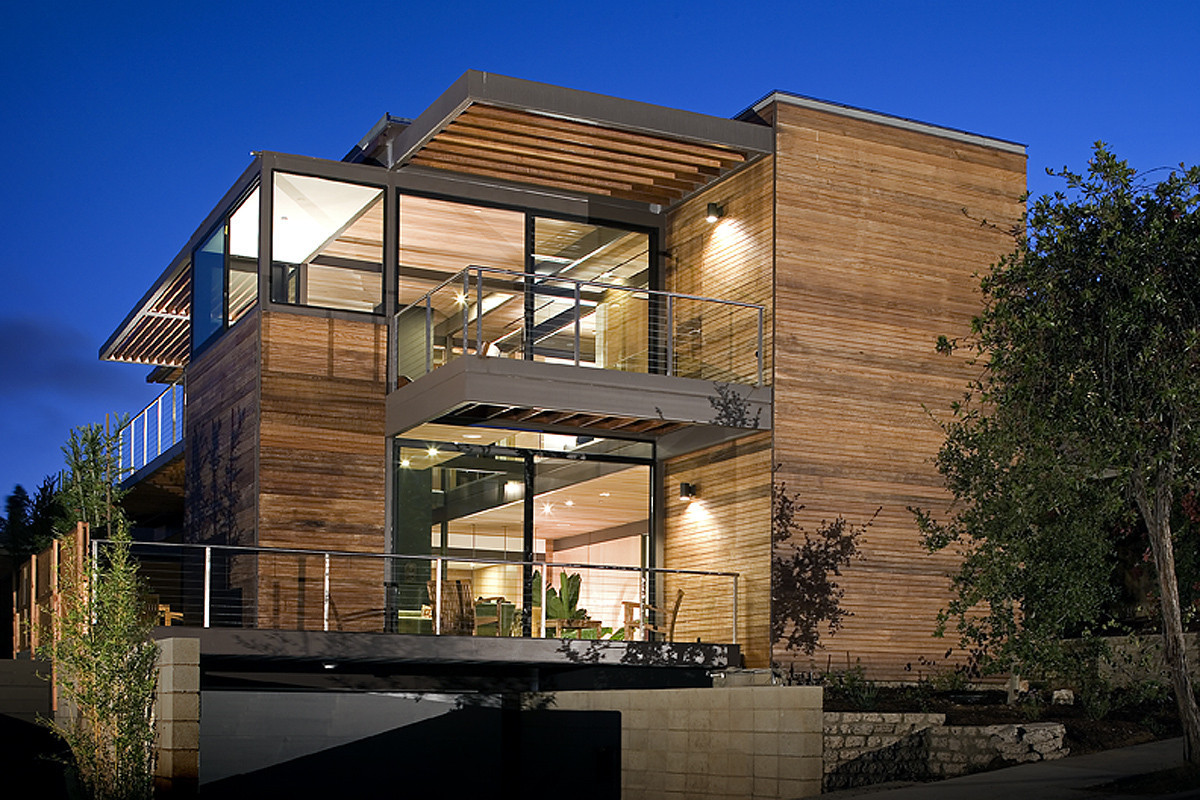 Sustainable housing an evolving term for architects - LA Times