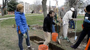 Digging for history in Patterson Park [Video]