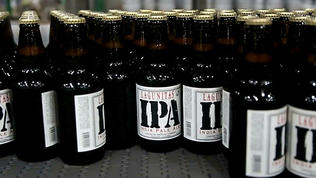 Lagunitas bottles beer in Chicago for first time