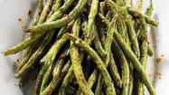 Counterintuitive cooking with green beans