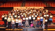 219 Proviso West Students Honored For Making Honor Roll