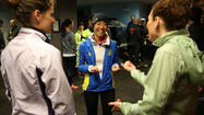 Boston Bound: Chicago couple determined to run and remember