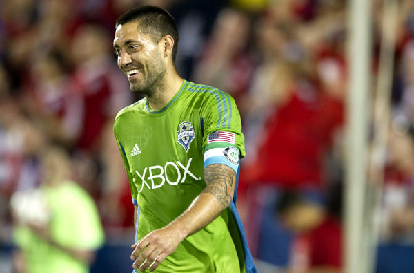 National team starter Clint Dempsey will lead the Seattle Sounders in a game against Chivas USA on Saturday night at StubHub Center.