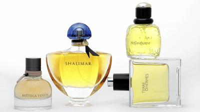 A look at the best department store perfumes