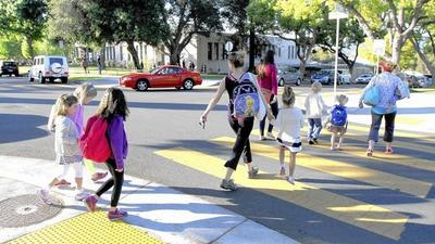 Balboa Elementary parents signal traffic concerns