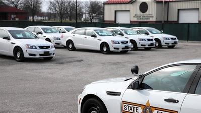 Legislation would address backlog of unused state police cars