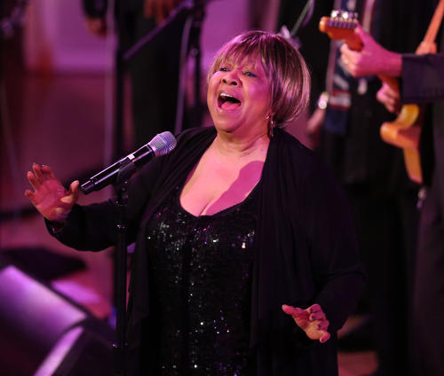 Mavis Staples performs Friday, April 18, 2014 at Symphony Center.