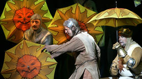 Auditions scheduled for 'Spamalot'