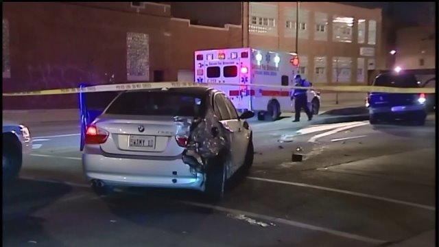 Car chase near Wicker Park ends in fatal shooting