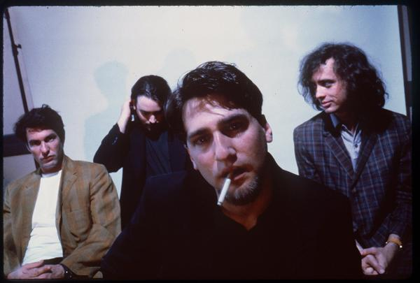 A file photo of The Afghan Whigs.