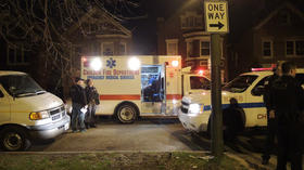 Cops: 2 found dead in home on South Side of apparent gunshot wounds,  3 others shot
