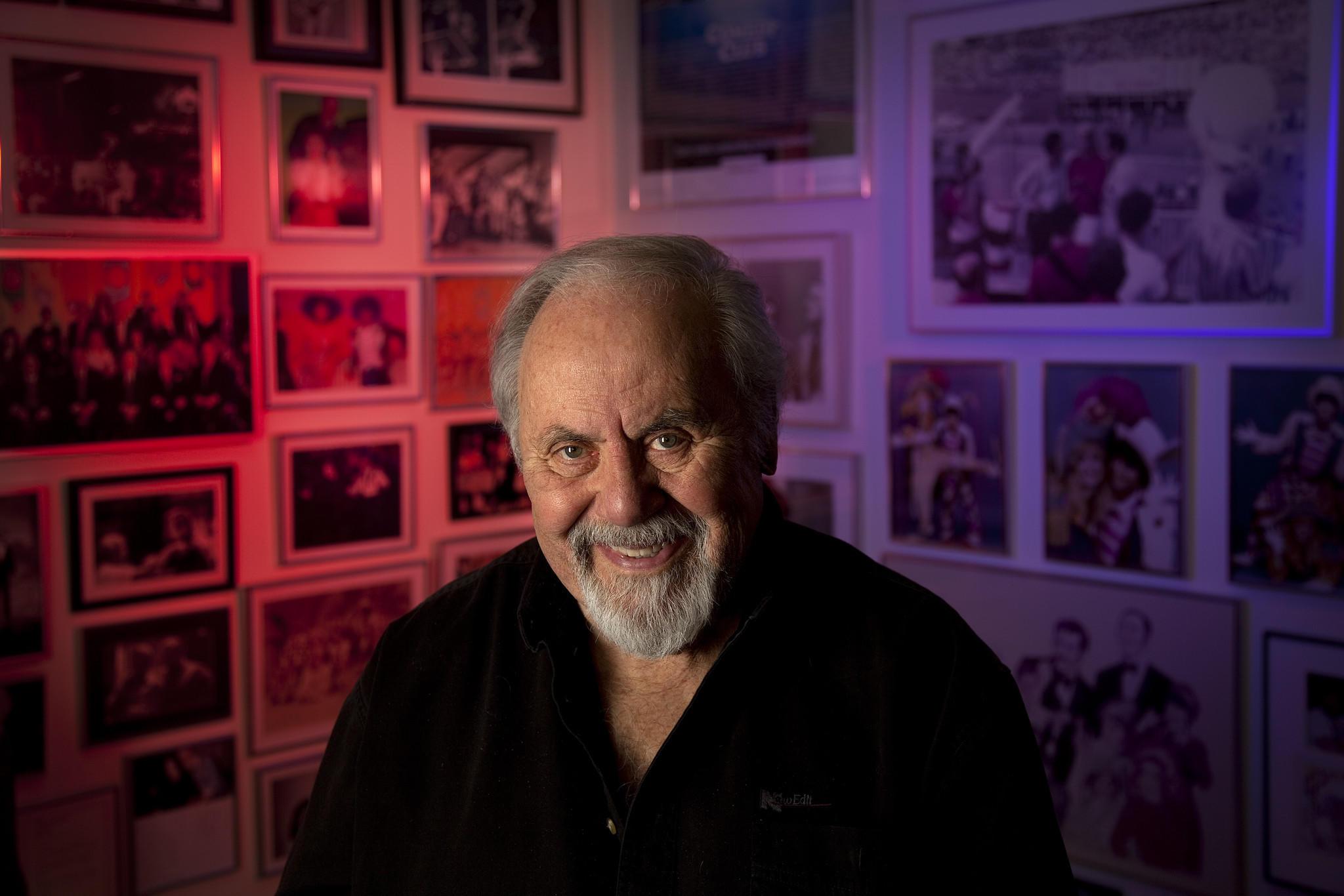 Veteran producer George Schlatter.