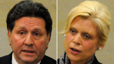 Two Gubernatorial Candidates Owe Back Taxes