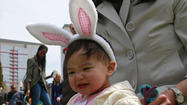 Photos: South Loop Easter egg hunt