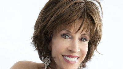 Deana Martin performs with the swagger and playful humor that defined her famous Rat Pack dad