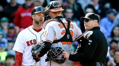 After confrontation, Red Sox have last word in crucial 7th inning of 4-2 win vs. Orioles