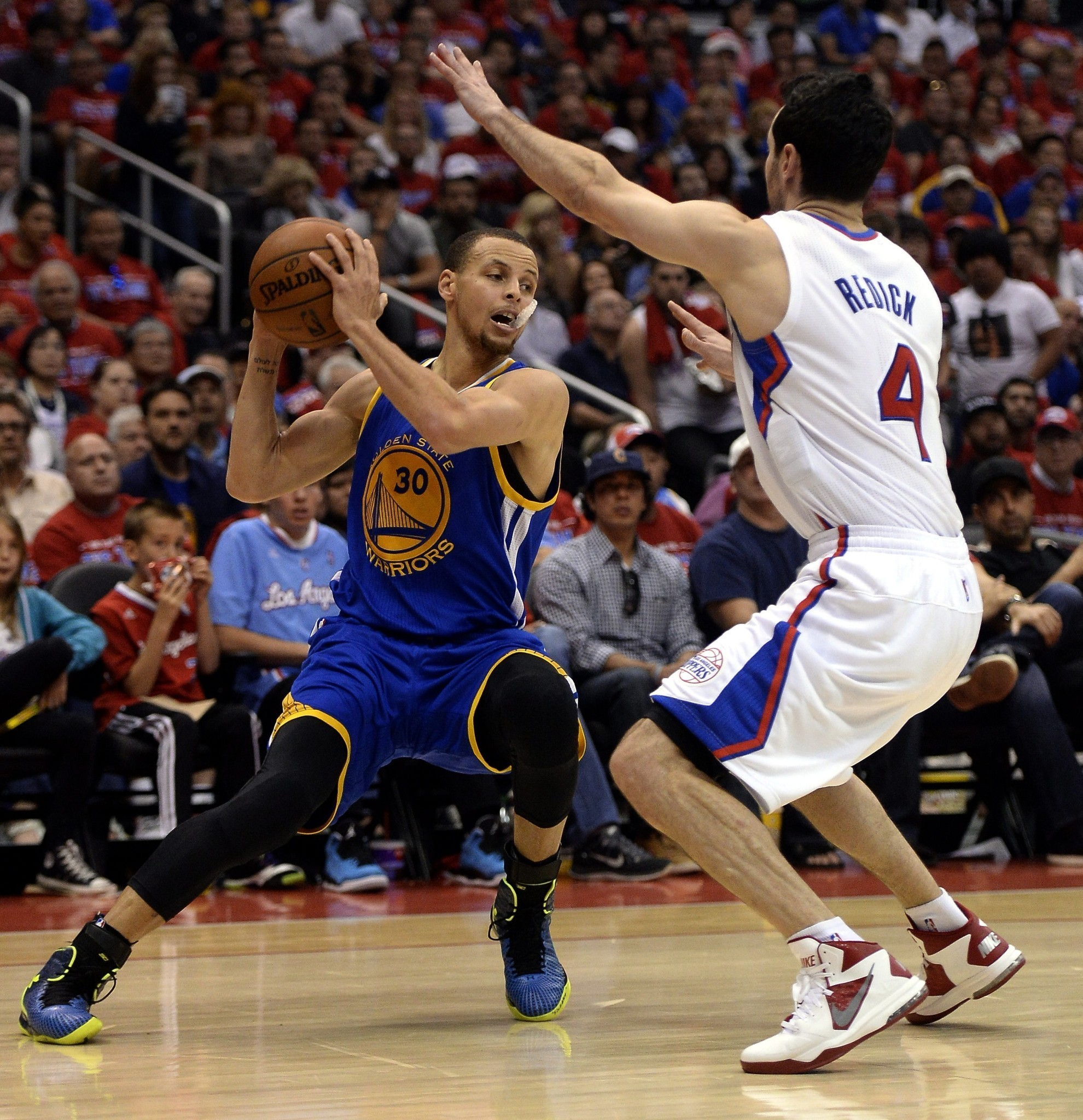la clippers vs golden state warriors