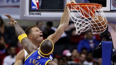 Clippers falter at the finish and drop Game 1 to Warriors, 109-105