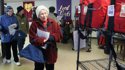 Seniors keep nonprofits afloat with volunteer spirit
