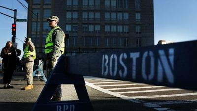 Area runners adjusting to increased security as Boston Marathon nears