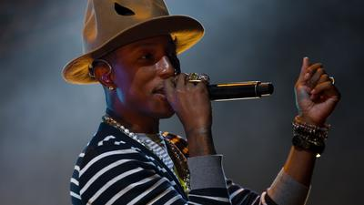 Coachella 2014: Pharrell Williams vs. the desert, now with Jay Z