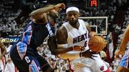 Heat finish strong, go up 1-0 on Bobcats with 99-88 win