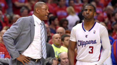 NBA says Clippers' Chris Paul was fouled on critical play