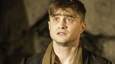 Daniel Radcliffe brings strength to role of 'Crippled Billy'