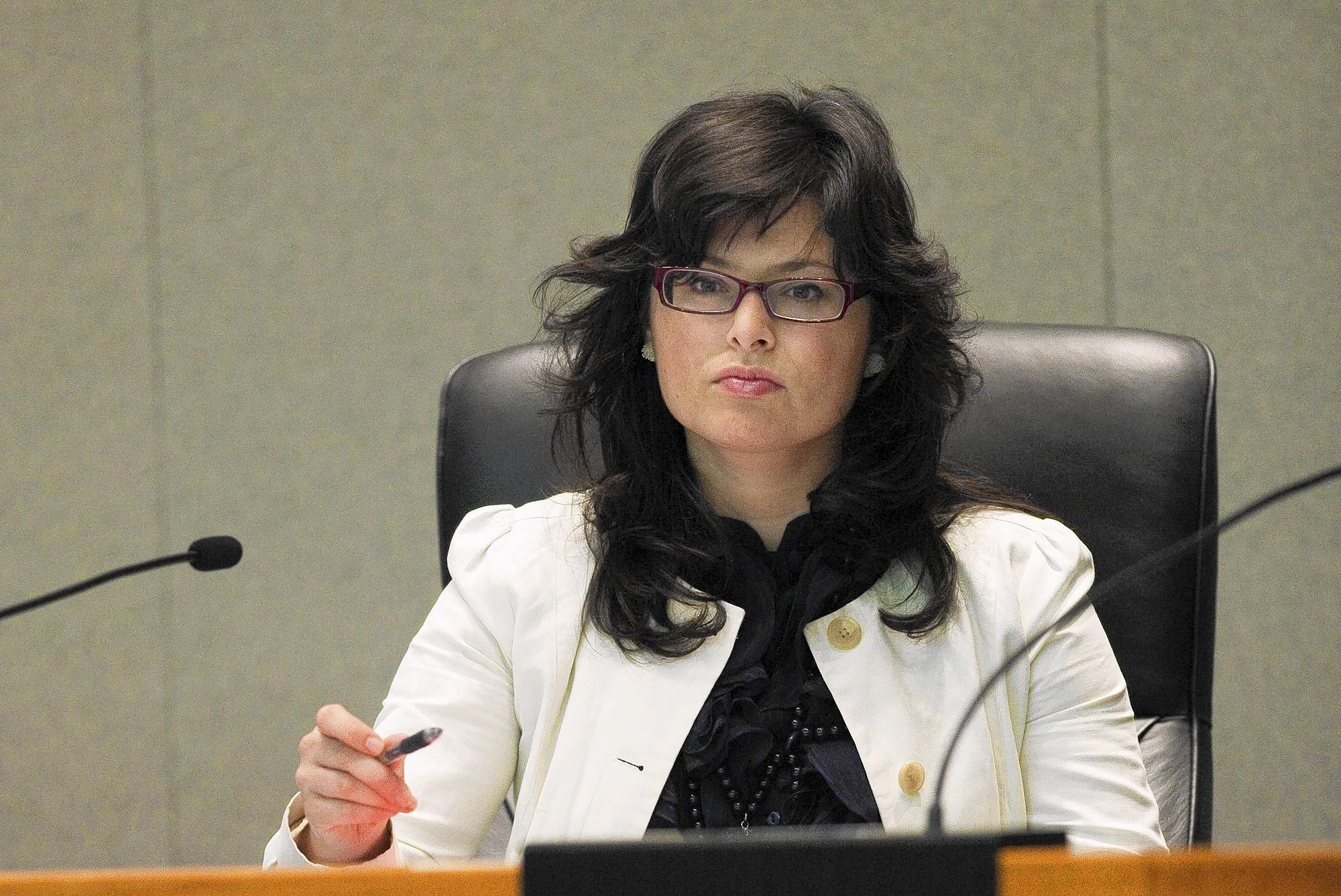 Priya Mathur, a longtime member of the California Public Employees' Retirement System Board of Administration, is in trouble again with the Fair Political Practices Commission for failing to file timely reports.