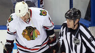 Seabrook gets 3-game suspension for hit