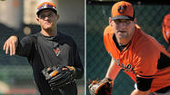 Orioles rehab updates on 3B Manny Machado and LHP Troy Patton