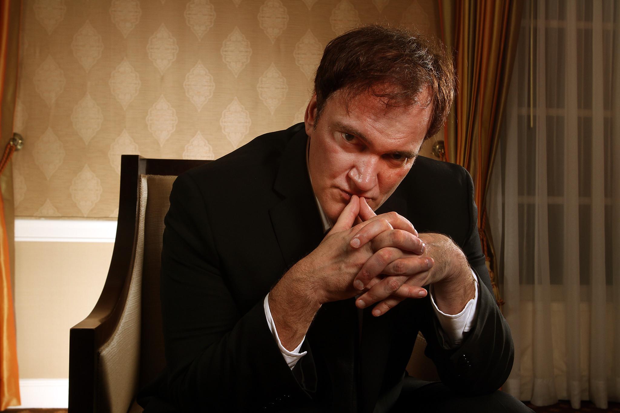 Director Quentin Tarantino. (Kirk McKoy / Los Angeles Times)