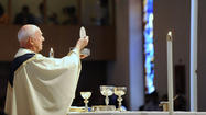 Easter Mass at St. Joseph Catholic Church [Pictures]