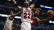 Game 1 photos: Wizards 102, Bulls 93