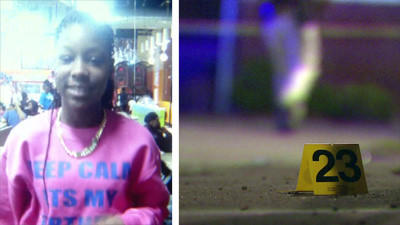 Amid weekend violence, 6 children shot Sunday night